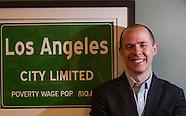 Rusty Hicks of the LA County Federation of Labor.