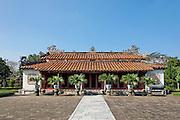Hung Mieu Temple, Hue Citadel / Imperial City, Hue, Vietnam