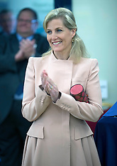JUN 04 2014 The Countess of Wessex visits Treloars
