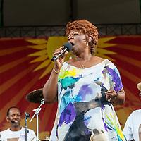 Irma Thomas, New Orleans Jazz & Heritage Festival 2016