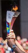 Special Olympics Flame of Hope arrived in LA