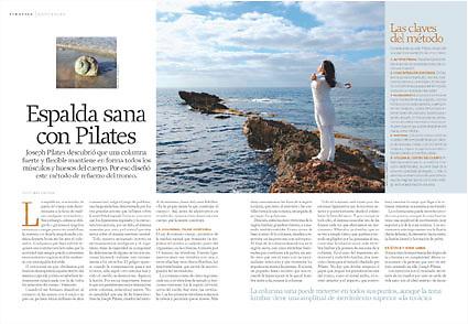 Interior - CuerpoMente Magazine - Spain