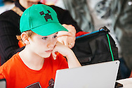 Atholl Palace Hotel, Pitlochry held a Family Fun Open Day to launch their new interactive museum experience and preview a specially commissioned Minecraft World.