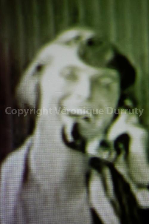 Advertising fot the phone, 1930's, Leopold Museum, Vienna, Austria // Publicité pour le telephone, annees 1930, Musee Leopold, Vienne, Autriche
