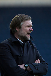 Steven Pressley, Falkirk manager..Falkirk 4 v 1 Forfar Athletic, Scottish Cup fifth round tie, 2/2/2013. .©Michael Schofield.