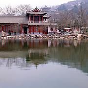 AA01214-01...CHINA - Huaqing Hot Spring near Xi'an
