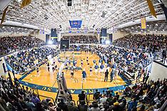 2016-17 A&T Men's Basketball vs NCCU