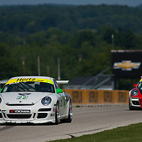 #22 MGM Porsche GT3 Cup: Franck Silah