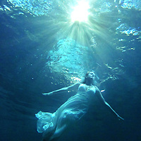 Underwater Portrait, Ginnie Springs