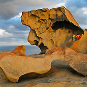 AUSTRALIA, SOUTH: Kangaroo Is, Remarkable Rocks