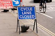 Road traffic Signs, London, Britain - Jun 2016