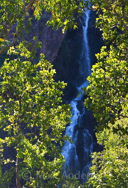 Wangi Falls in Litchfield National Park, Northern Territory