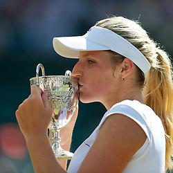 100703 Wimbledon 2010 Day Twelve