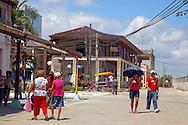 Downtown Jesus Menendez, Las Tunas, Cuba.