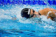 RIO DE JANEIRO - Ranomi Kromowidjojo tijdens de finale 100 meter vrij zwemmen in het Olympic Aquatics Stadium tijdens de Olympische Spelen van Rio. ANP ROBIN UTRECHT