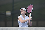 Oxford High's Felicity Flesher vs. Saltillo in tennis at Avent Park on Mondday, March 29, 2010 in Oxford, Miss.