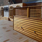 Deck and Cladding installed for Upper East Side rooftop