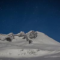 Stars above Austabotntind
