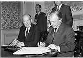 1989 - Dissolution Of The 25th Dáil.     (S4).