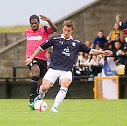 16-07-2011 Southend United v Dundee