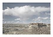 Bisti Badlands, Bisti/De-Na-Zin Wilderness, New Mexico