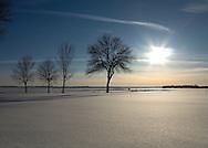 Winter still around in Madison, Wisconsin on 03 03 2013-Photo Steve Apps