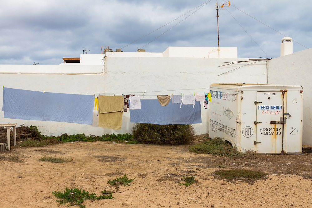 Caleta del Sebo, La Graciosa Isle