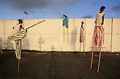 Moko Jumbies: Stiltwalkers of Trinidad