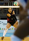 Womens Indoor Canada vs Cuba