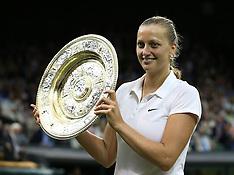JUL 05 2014 Wimbledon Women's Final
