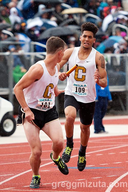 Idaho High School Track & Field State Championships at Dona Larson Park, Boise, Idaho. May 21, 2016.