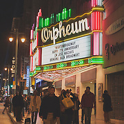 Night on Broadway 2015