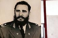 Fidel in La Maya, Santiago de Cuba, Cuba.