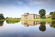 Lyme Park Mansion