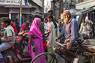 Street scene, Agra, India