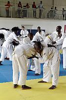 Judo in Lusaka,  Zambia