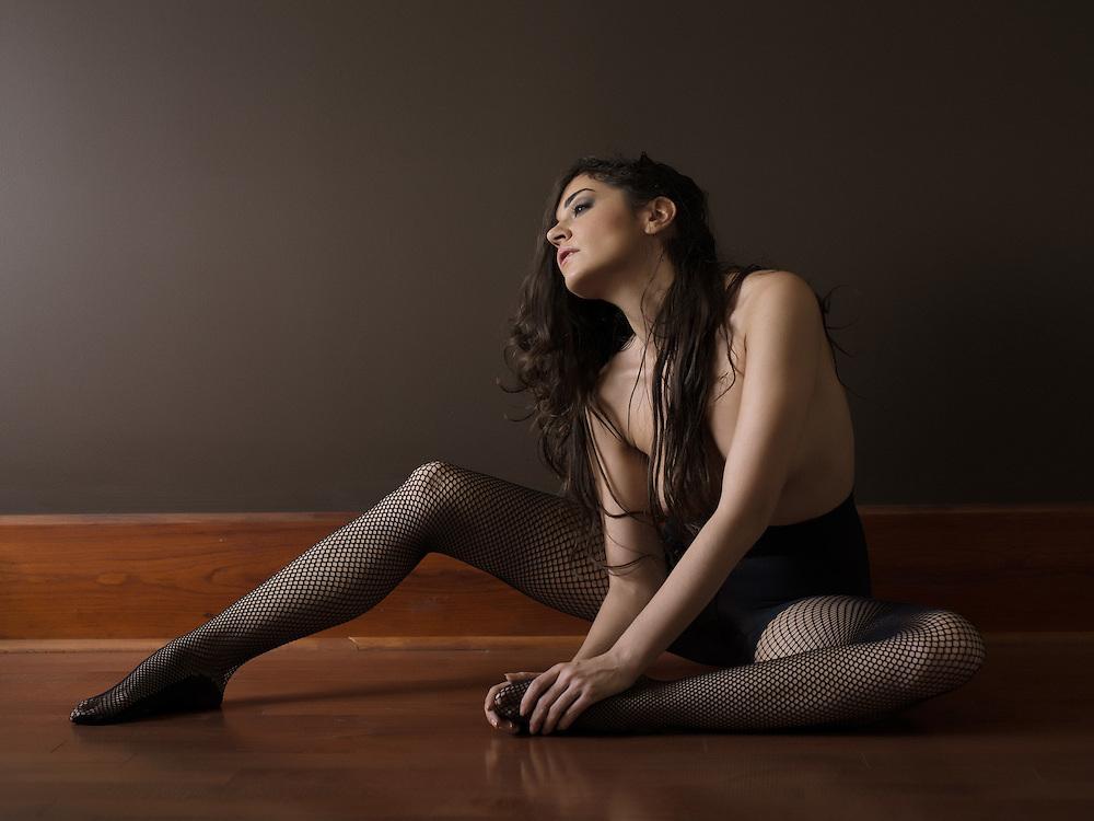Araina Nespiak, September 2015;<br /> Makeup: Judi Willrich