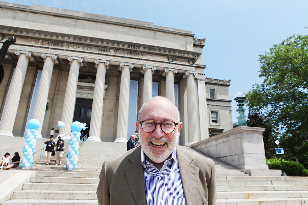 "David Schiller '64 GSAS '66 PhD '92..""Don't forget to floss."""