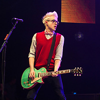 Tom Fletcher of McBusted performs on stage as part of Clyde 1 Live at The SSE Hydro on December 6, 2014 in Glasgow, United Kingdom. (Photo by Ross Gilmore