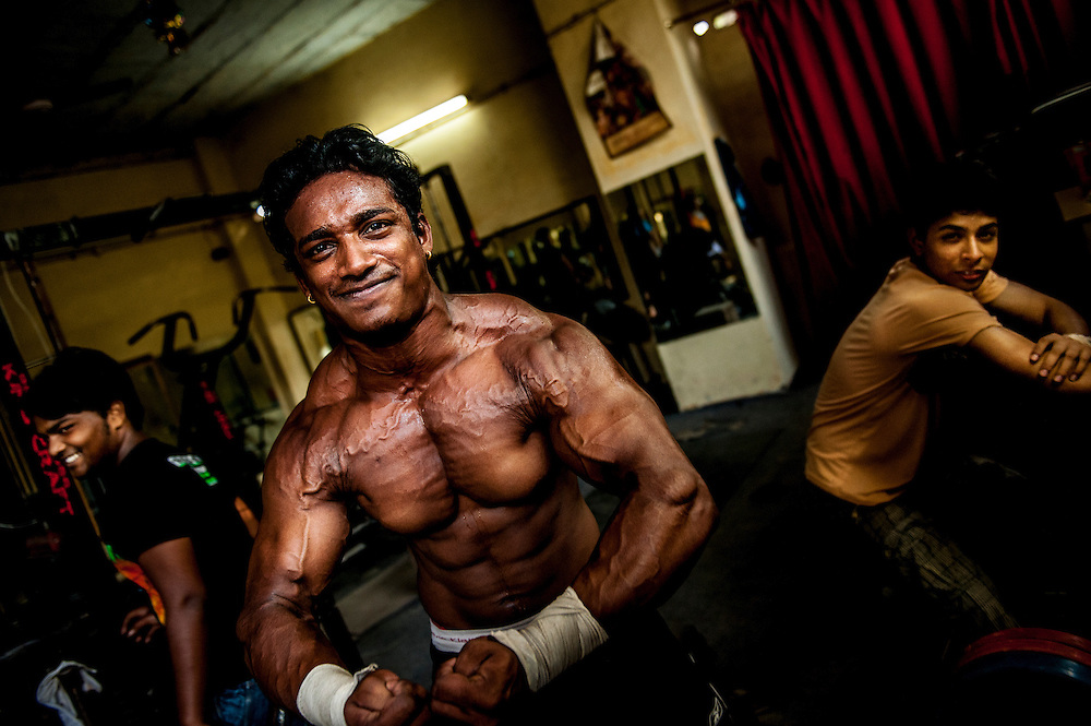Akhara, Asia, body builder, India, New Delhi