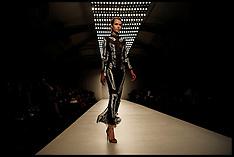 SEP 16 2013 Marios Schwab show at London Fashion Week Spring/Summer 2014