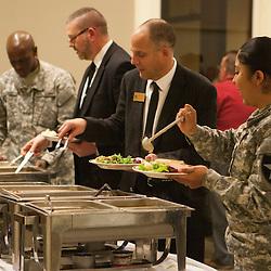 Army Thanksgiving Dinner 2015
