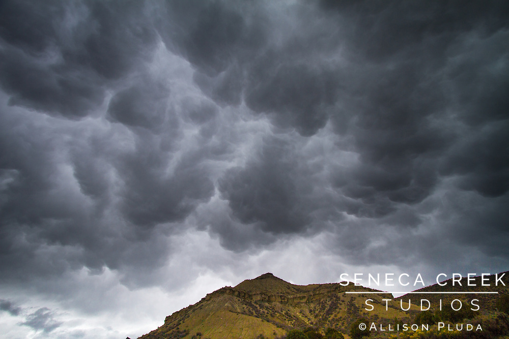 Big Sky Country is always a great place to really see how dynamic and beautiful weather systems can be!