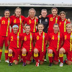 130827 Wales U16 v Finland U16