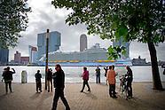 Het grootste cruiseschip ter wereld, de Harmony of the Seas
