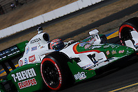 Tony Kanaan, Indy Grand Prix of Sonoma, Infineon Raceway, Sonoma, CA USA