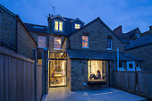 East Oxford Terrace by Space Program Architects