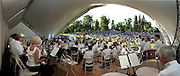 Billings Symphony in the Park 6/24/12. Panorama shot. Photo: ©Patrick Downs.