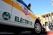 Nuevos taxis eléctricos