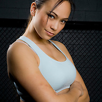 "MMA Fighter Michelle ""The Karate Hottie"" Waterson: Jan 5, 2010: Michelle is back in the cage January 21, 2012 in the main event of the the Jacksons MMA Series 7."